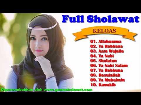FUll Sholawat TERBAIK versi keloas HD