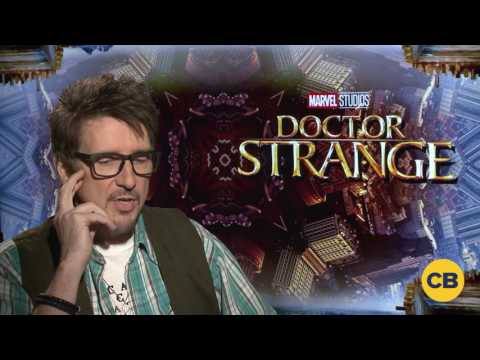 Director Scott Derrickson Talks Doctor Strange