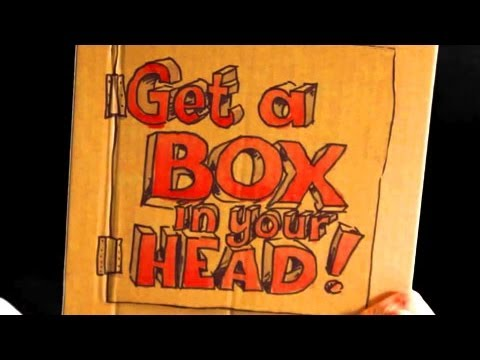 Get the box inside your head   Visualisation for Artists
