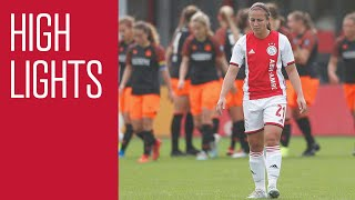 Highlights Ajax Women - PSV