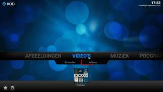 Kodi - installatie add-ons (Nederlands)