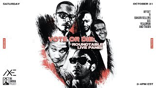 """LPTV: RevoltTV and The Lincoln Project - """"VoteOrDie: The Black Male Impact"""" Live Panel"""