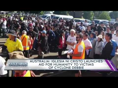 AUSTRALIA:INC LAUNCHES AID FOR HUMANITY TO VICTIMS OF CYCLONE DEBBIE