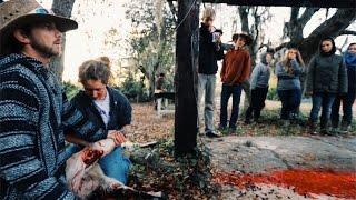 Butchering Goat - World's #1 Meat