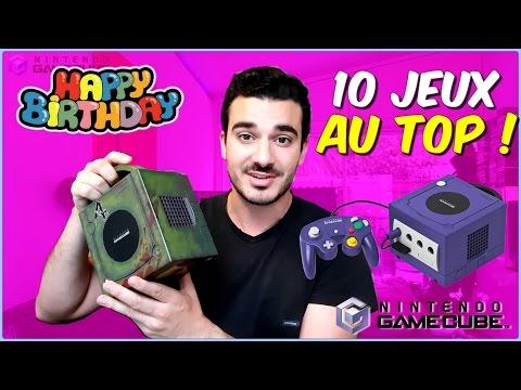 10 Jeux INCONTOURNABLES, TOP, GENIAUX sur GAMECUBE ! (#15ans) - Conkerax