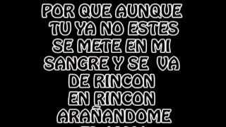 Porque Es Tan Cruel El amor - Ricardo Arjona ****LETRA***