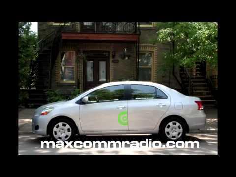 Autopartage: Montréal se met dans les jambes des Taxi 91.9FM RADIO X