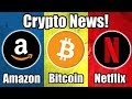 Bitcoin vs Amazon vs Netflix [What is the Best Investment of 2019]