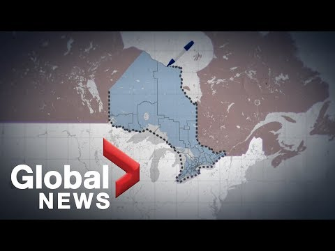 Canada election: How are federal electoral districts determi