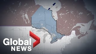 Canada election: How are federal electoral districts determined?