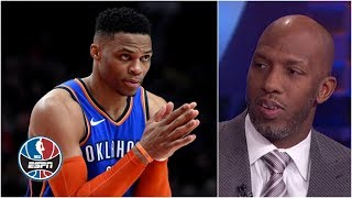 Russell Westbrook is changing his game, and Chauncey Billups is impressed | NBA Countdown