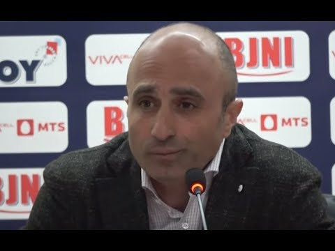 Artur Petrosyan Press Conference Armenia 0-1 Lithuania / Արթուր Պետրոսյանի ասուլիսը
