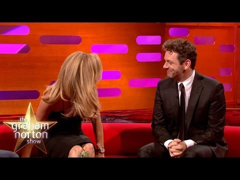 Michael Sheen Beatboxes the Dallas Theme Tune  The Graham Norton