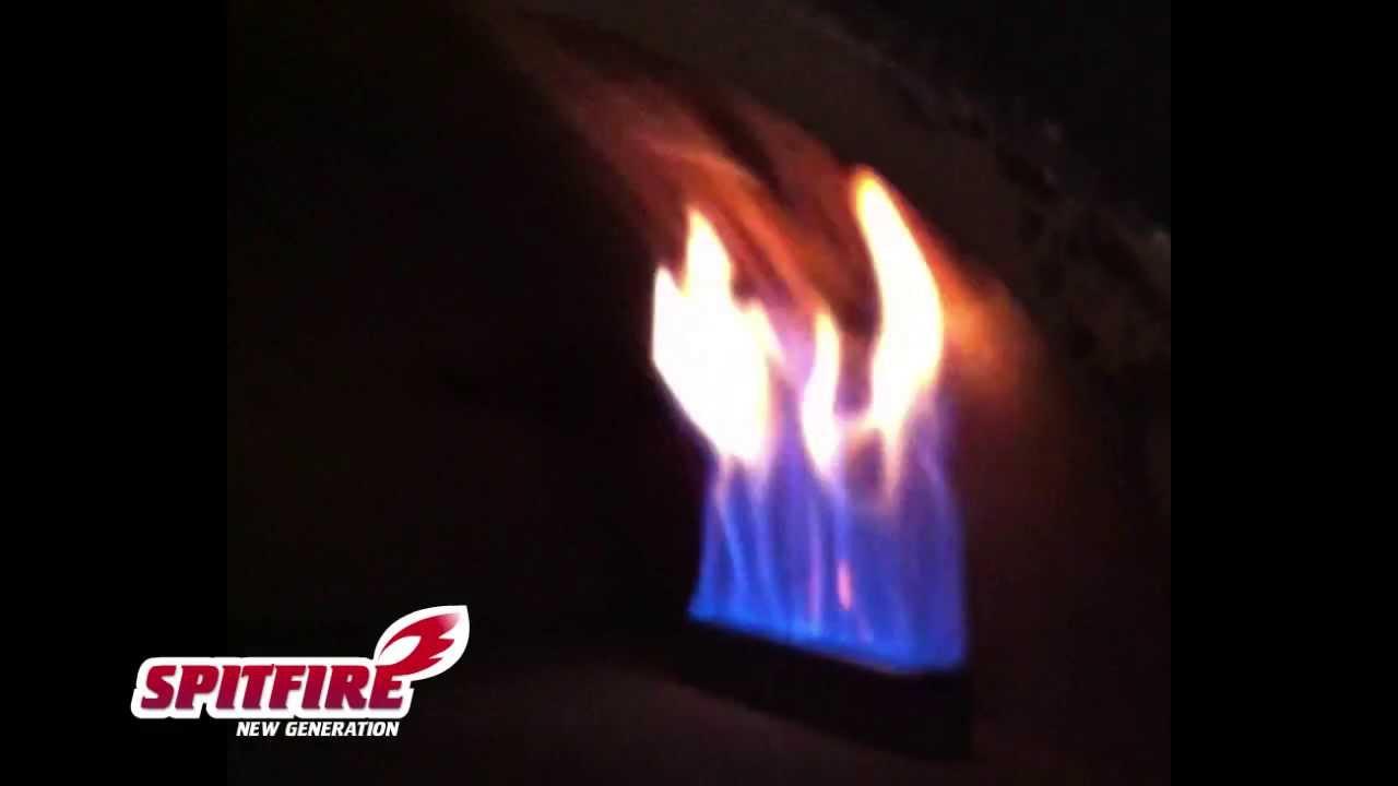 Bruciatore per forno pizzeria SpitFire