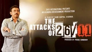 The Attacks of 26/11 Trailer Launch | Ram Gopal