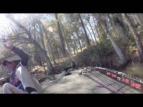 GoPro: Charlie Hartley's Crazy Day Two Monster Catch