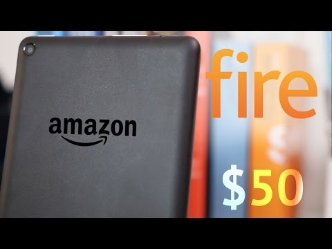 Generate Amazon Fire 7' Tablet Review: Worth The $50? Pictures