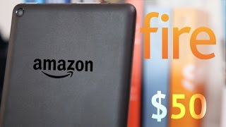 "Amazon Fire 7"" Tablet Review: Worth The $50?"