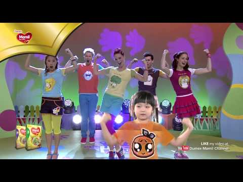 "Dumex Mamil All 'n One:  ""Dance with Hi-5"" Youtube Contest (Chin Zi Xuan)"