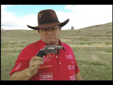 "Bob Munden -- ""Impossible"" 200 Yard Shot"