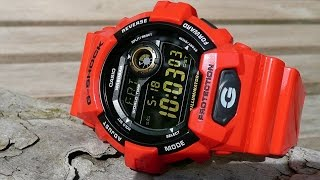 hd обзор часов casio g shock protection world time g 8900a 4er