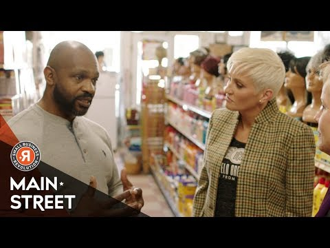 'Today's Beauty Supply' Sneak Peek | Small Business Revolution – Main Street: S3E3