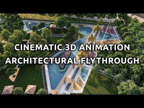 Lumion Animation | Architectural flythrough | 3D Animation | National Park Landscape Design