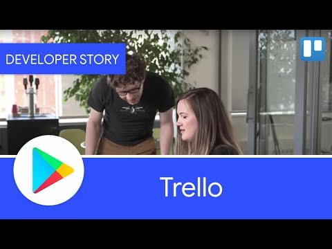 Android Developer Story: Trello increases engagement by double digits with material design