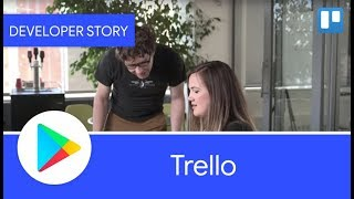 Android Developer Story: Trello increases engagement by double digits with material design thumbnail