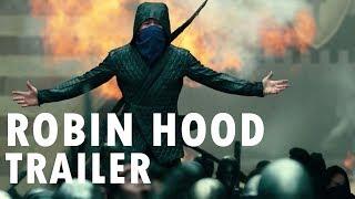 ROBIN HOOD | TRAILER | PÅ KINO 30. NOVEMBER