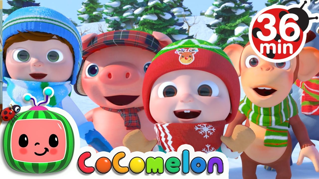 Download Christmas Songs For Kids + More Nursery Rhymes & Kids Songs - CoComelon