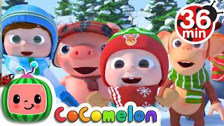 Christmas Songs For Kids More Nursery Rhymes & Kids Songs - CoComelon