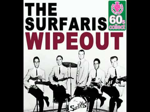 WIPEOUT  THE SURFARIS  NO DRUMS