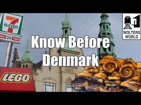 THINGS IVE LEARNED ABOUT DENMARK