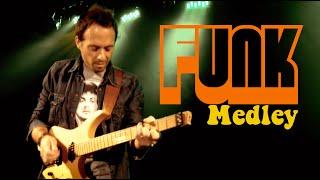 The Ultimate Funk Guitar Medley