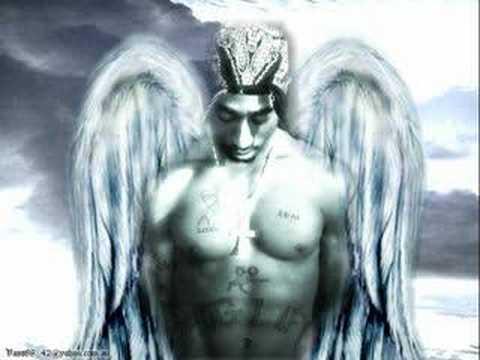 2PAC- I Wonder If Heaven's Got A Ghetto (Instrumental)
