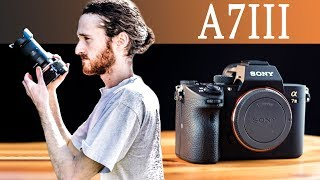 SONY A7III Test COMPLET - La MEILLEURE caméra hybride de 2018 ?