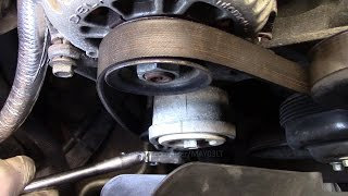 96 - 98 chevy c/k series pickup serpentine belt replacement (5.7 with a/c)  - youtube  youtube