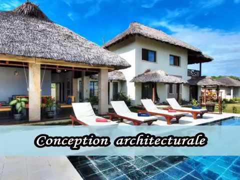 Vente résidence haut de gamme Nosybe   agence immobiliere nosybe