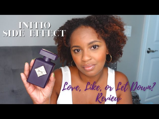 Initio Side Effect First Impression & Review | Love, Like, or Let-Down?