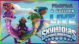 Combat final contre KAOS (Skylanders Spyro's Adventure)