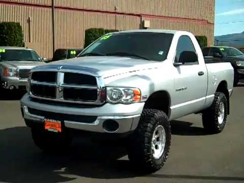 sold 2005 dodge ram 1500 slt lifted enumclaw seattle. Black Bedroom Furniture Sets. Home Design Ideas