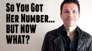 How To Get A Girl To Go On A Date With You - Turning Numbers Into Dates!