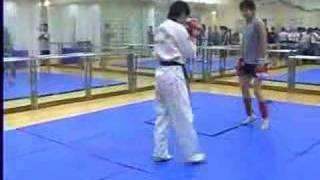 Taekwon-do vs MuayThai