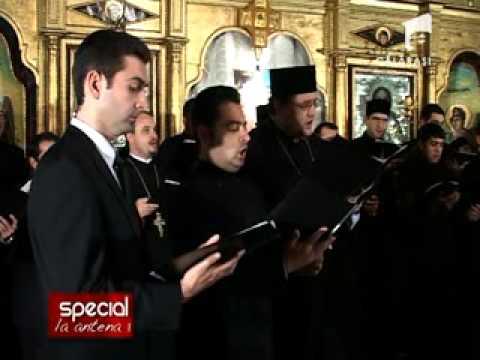 Corul Mihail Vulpescu al Protoieriei Călăraşi - Metanie