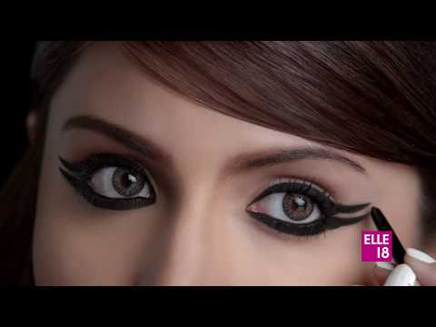 ELLE 18 Eye Drama Kajal - English