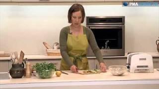 «Свежая еда» - Намазка из скумбрии, кинзы и сыра