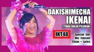 [Clean + Lirik] JKT48 - Dakishimecha Ikenai @ Undergirls