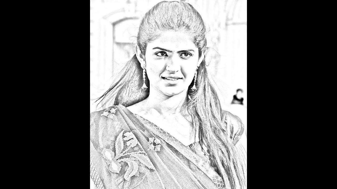 Pencil sketch তৈরী করুন ফটোশপ দিয়ে photoshop bangla tu