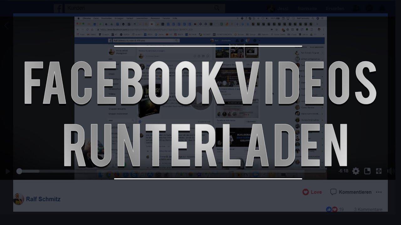 Videos Von Facebook Runterladen Handy